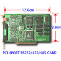 Multi Port RS 232/RS 422/RS 485 Boards
