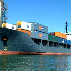 Sea Freight Container Services