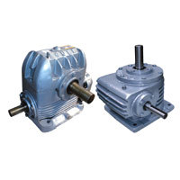 Worm Reduction Gear Boxes Helical Gear Reducers