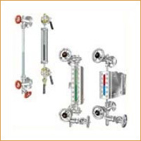 Level Gauge And Switches