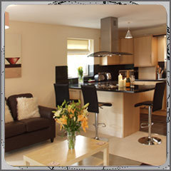 Double Bedroom Serviced Apartments