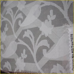 Fancy Organza Silk Fabrics