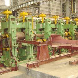 hot steel rolling mill