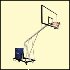 Fixed Basket Ball Pole Set