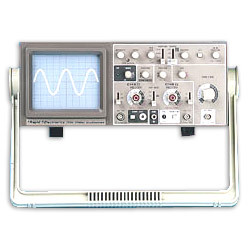 Analog and Digital Oscilloscopes