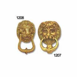 Lion Head Door Knockers