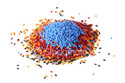 plastic reprocess granules