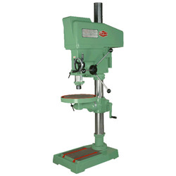 fine feed bench drilling machine