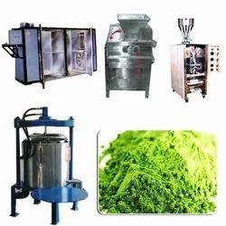 Herbal Amp Oleoresin Extraction Plants Volatile Oil