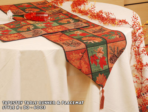 Table Runners Placemats