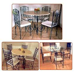 Wrought Iron Dining Tables Wrought Iron Dining Table