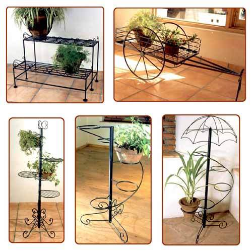 wrought iron garden plant pot stands living room furniture pune