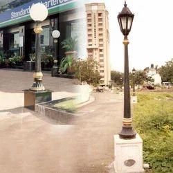 Aluminum lamp post floor lamp post manufacturer from mumbai floor lamp post mozeypictures Gallery