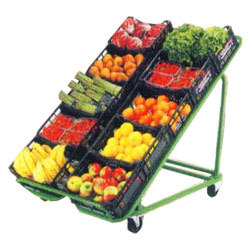 Fruits and Vegetable Stands
