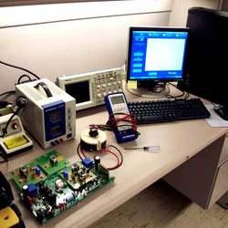 Electronics Lab Set Up