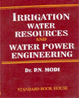 Irrigation Water Resources And Water Power Engineering