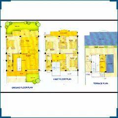 Layout Plan 4 BHK