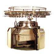 Single Jersey Knitting Machine