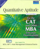 Quantative Aptitude For The CAT And Other MBA Ent Exa