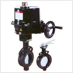 AHU Butterfly Valve