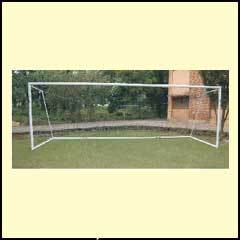 Foot Ball Goal Post Fixed