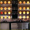 Bar Bottles & Wines Display