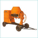 Concrete Mixer - Manual Loading Without Hopper