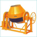 Concrete Mixer - Manual Loading