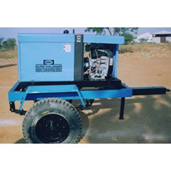 Genset Mounted Trailer
