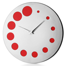 stainless-steel-clock