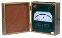 moving coil portable ammeters and voltmeter d c
