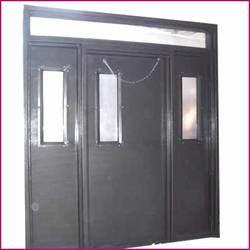 Industrial Steel Doors