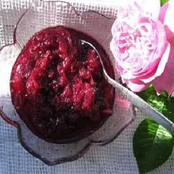 Rose Petal Jam