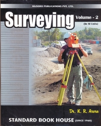 Surveying Volume -2.   By   Dr. K.r. Arora