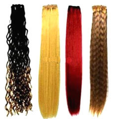 Weft Weavy Hair