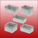 Polycarbonate Enclosures (Junction Boxes)