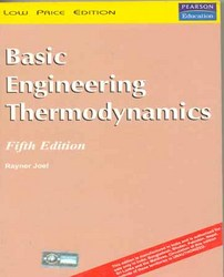 Basic Engineering Thermodynamics Book