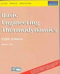 Basic Engineering Thermodynamics Book