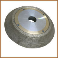 45 Deg Diamond Chamfering Wheel