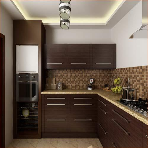 Modular Kitchen Design India Photos Condor Spacious U Shaped