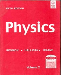 Physics Book Volume 2 5Th Ed