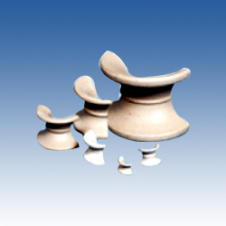 Ceramic Saddles