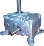 Vertical Worm Gearbox (Rawg)