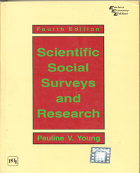 Scientific Social Surveys And Research