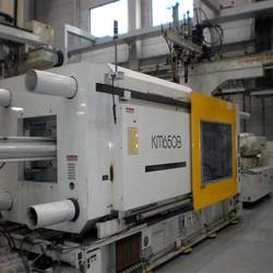 Hydraulic Injection Moulding Machine (Kawaguchi)