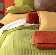 bed bedding furnishings