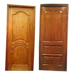 Wooden Panel Doors