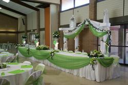 Wedding Decorations, Fashion Shows, bar tenders, birthday parties