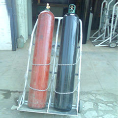 Double Cylinder Trolley