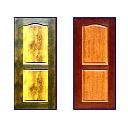 Fiber Veneer Finish Doors